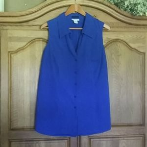 Avenue Sleeveless Blouse